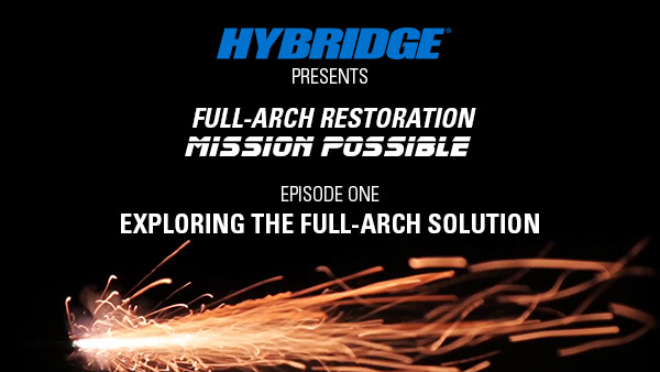 Exploring The Full Arch Solution