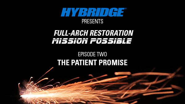 The Full-Arch Patient Promise